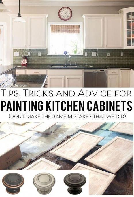 Unique Stain Ideas For Your DIY Kitchen Cabinets. # ...