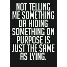 関係の完全な正直