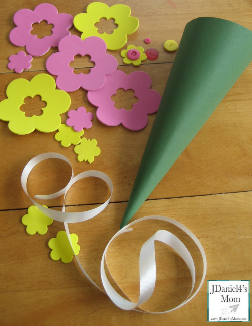 Crafts For Kids May Day Basket Kids Crafts To Try Pinterest