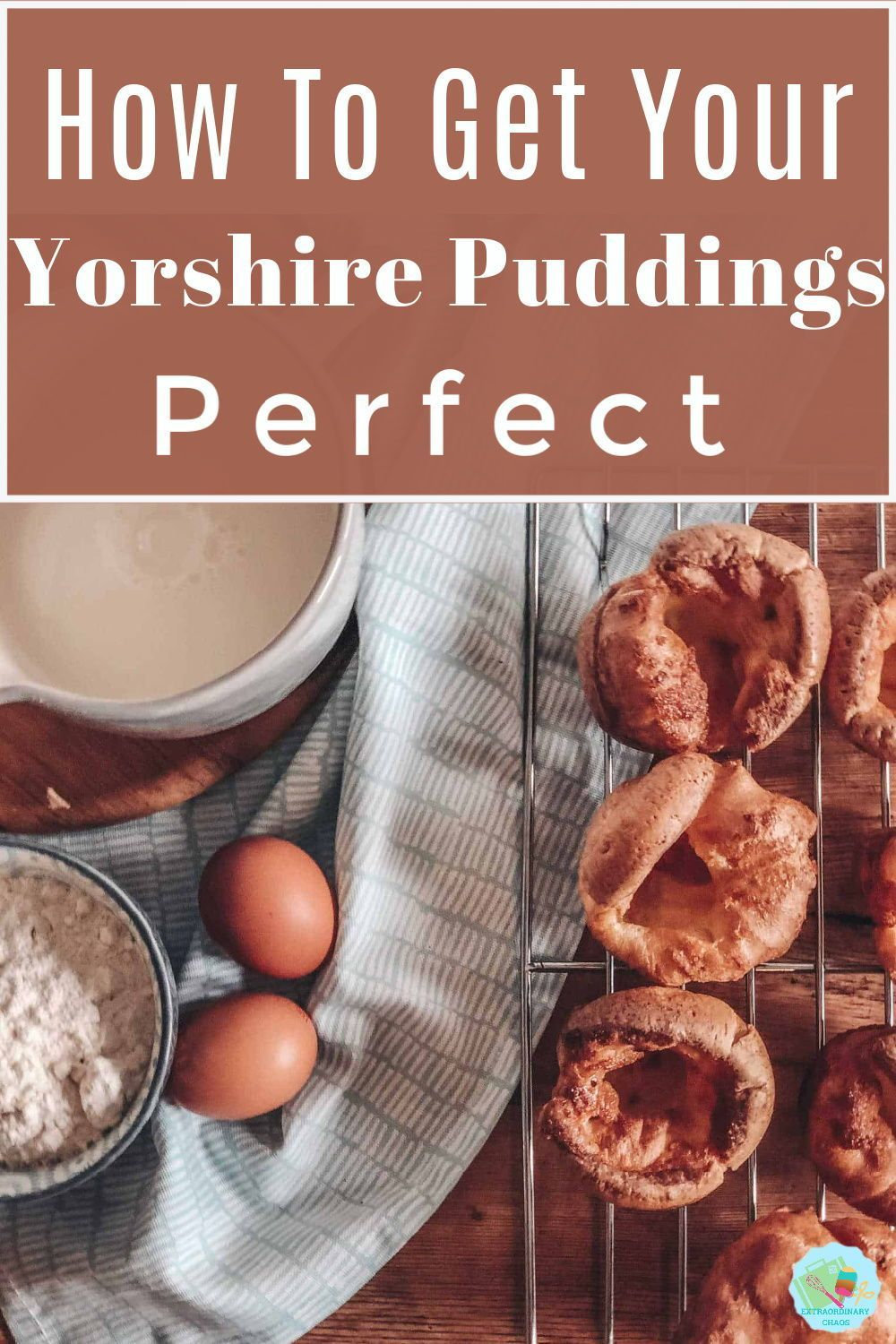 Best Batter For Yorkshire Puddings Recipe Extraordinary Chaos Recipe In 2020 Roast Dinner Recipes Yorkshire Pudding Recipes Yorkshire Pudding