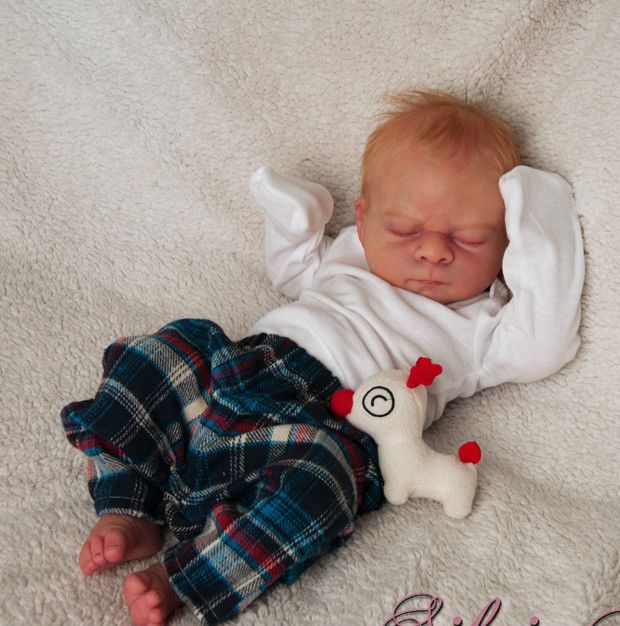 **SILVIACREATIONS** ZHENYA  Prototype by OLGA AUER  *sweet baby boy*
