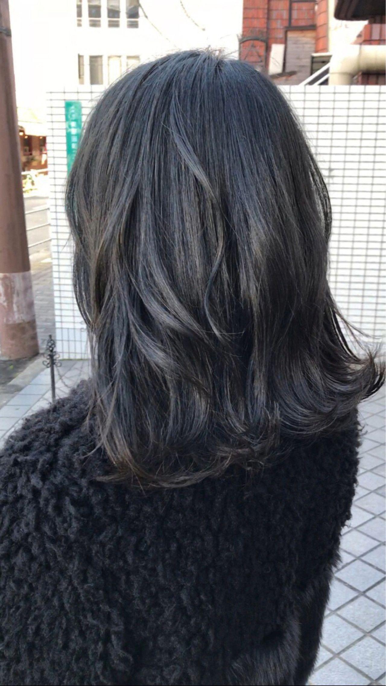 ネイビーブルージュ 黒っぽいけど黒じゃない ブラックブルージュ