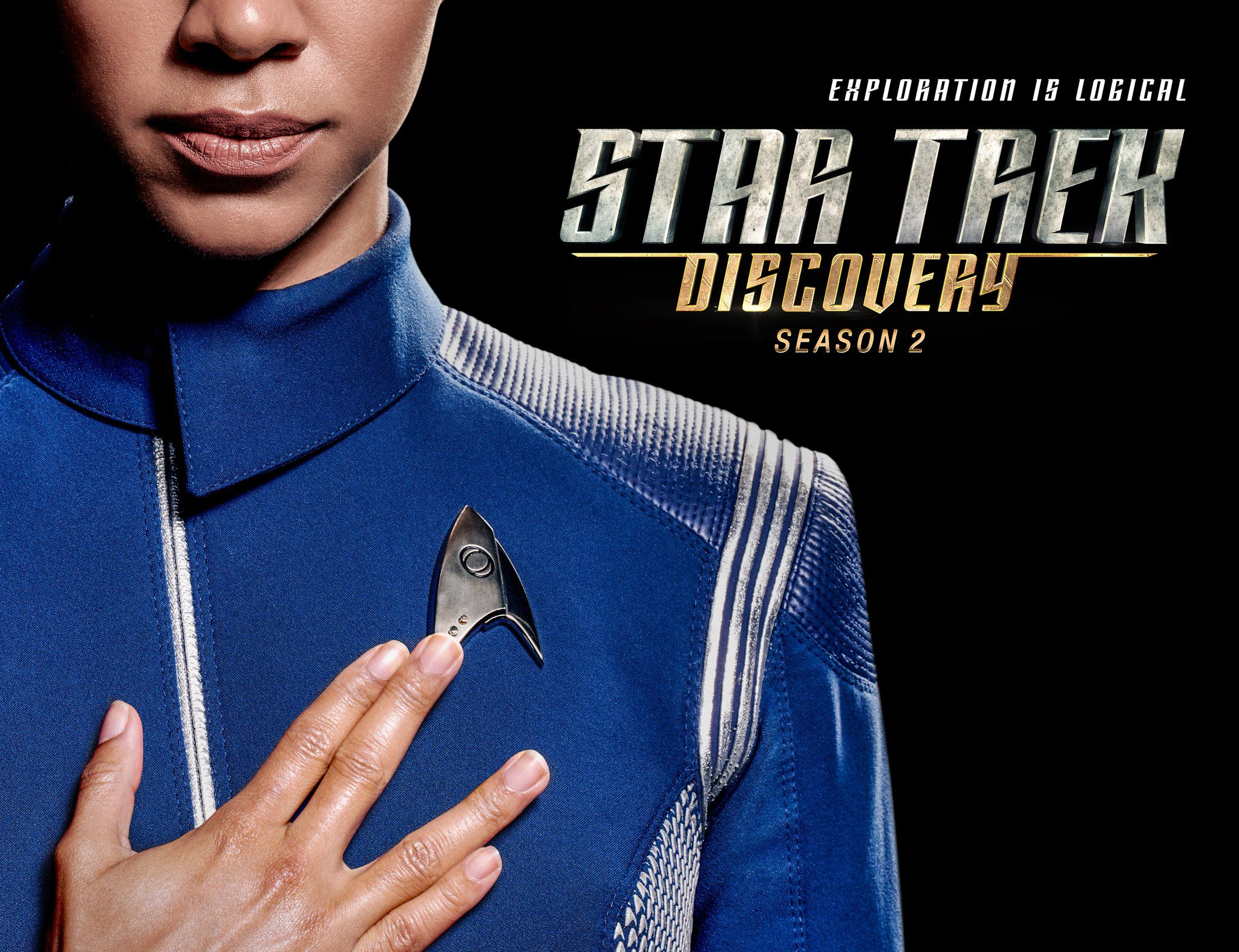 Star Trek Discovery On Star Trek Star Trek Tv Trek