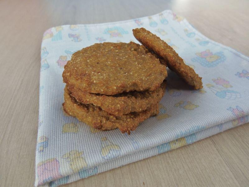 Recetas galletas blandas para ninos