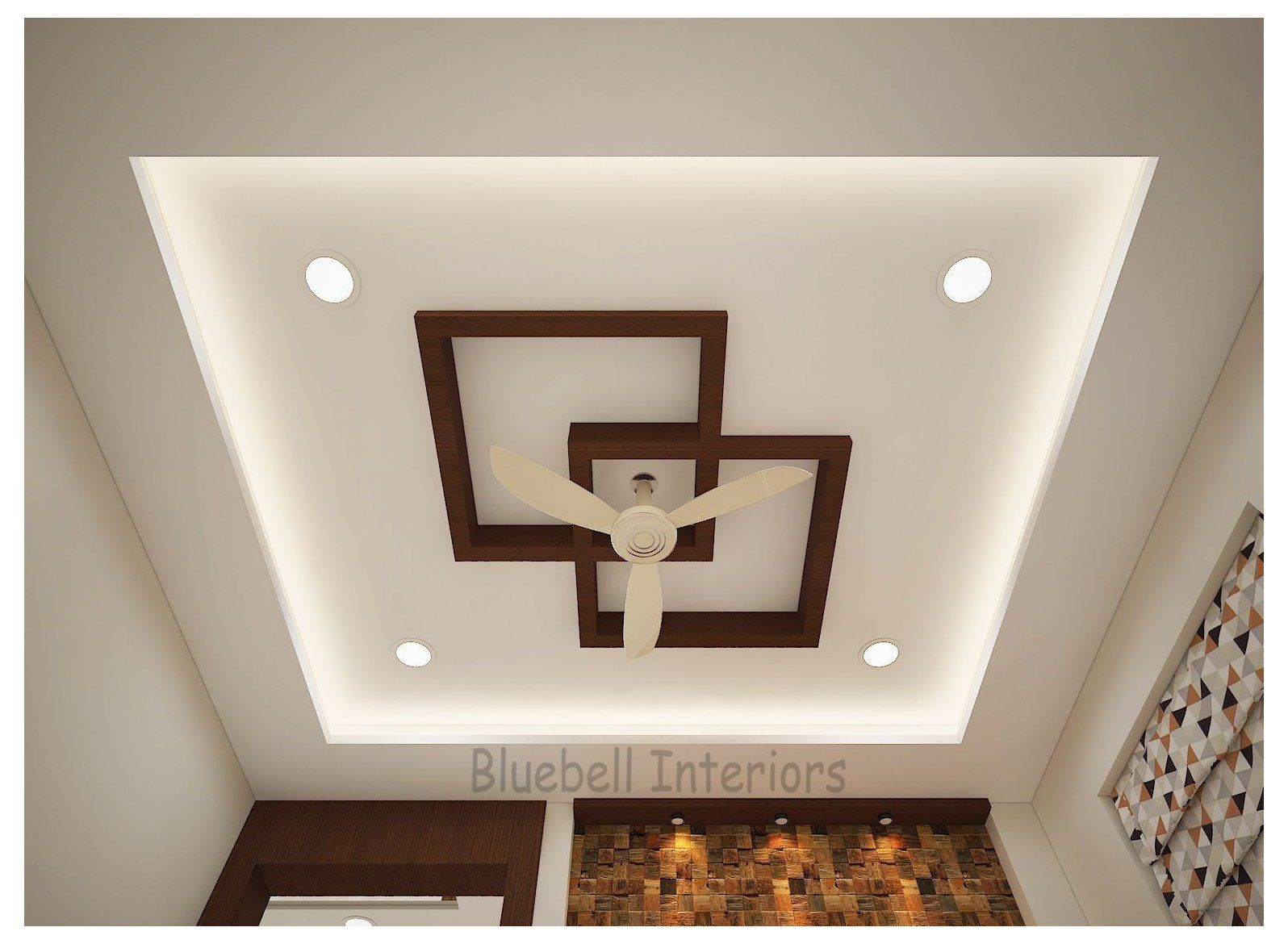 When the summer heat strikes, breaking out a fan is one of the few things you can do to keep cool. 100 Bedroom Ceiling Design Ideas In 2021 Ceiling Design Ceiling Design Bedroom Bedroom False Ceiling Design