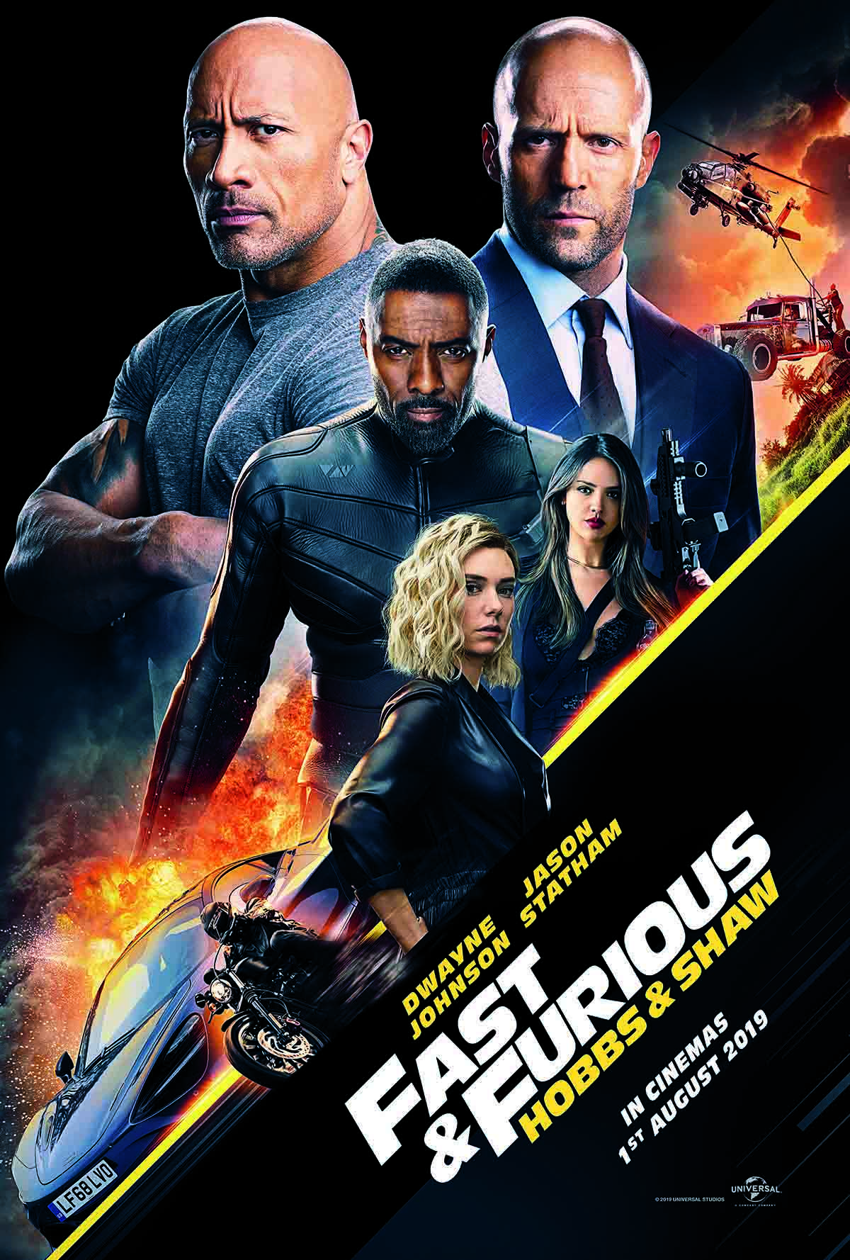 Fast And Furious Hobbs And Shaw Movie Outfits Costumes Review Shopswell Fast And Furious Hobbs Free Movies Online