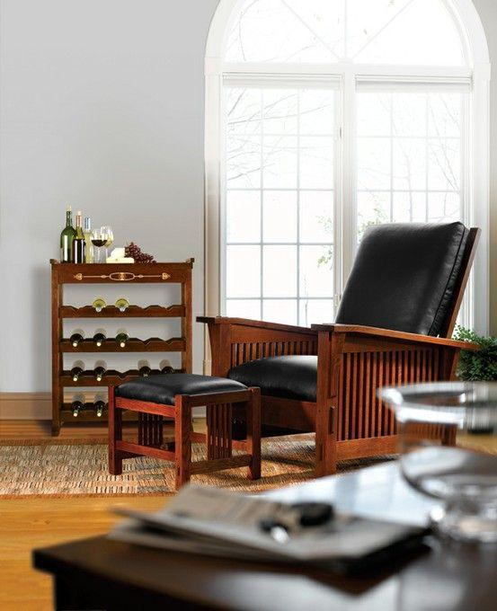 Stickley Wine Rack Chair Http Www Interiors Furniture Com Interior Furniture Furniture Design Furniture