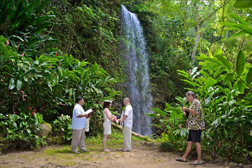 Kauai Small Wedding Venues