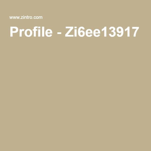 Profile - Zi6ee13917