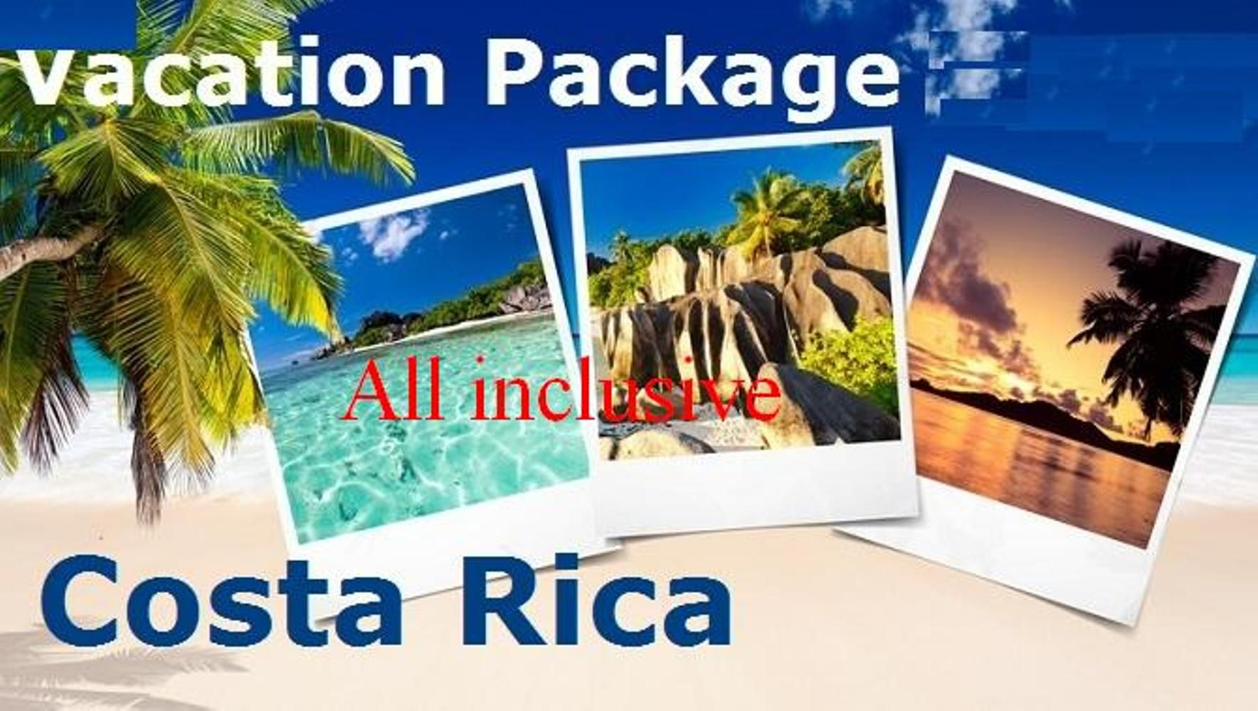 Visit popular tourist hotspot costa rica with all for Amazing all inclusive deals