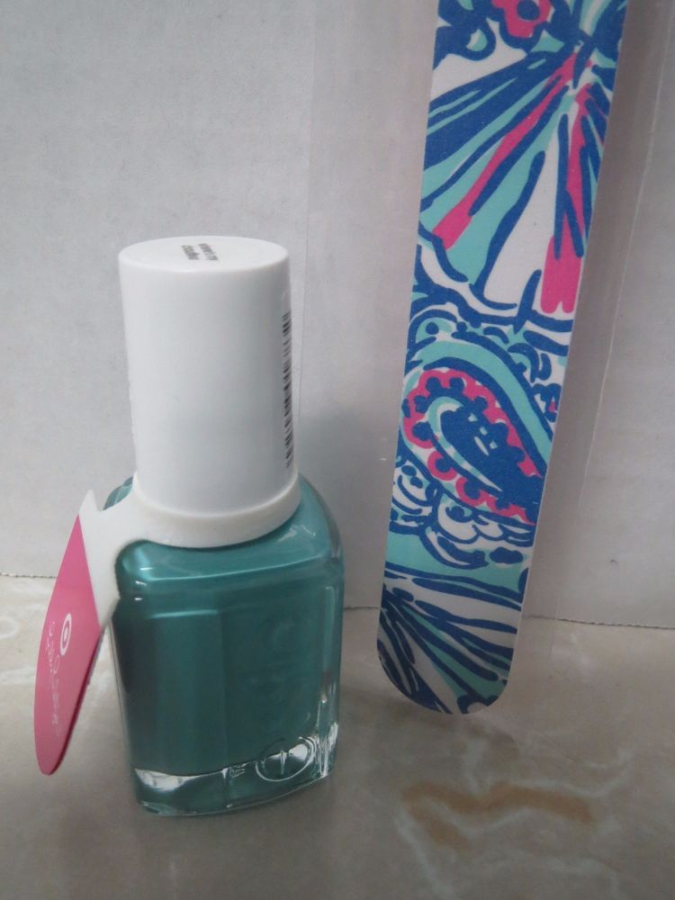 Lilly Pulitzer for Target Essie Nailpolish Wheres My Chauffeur ...
