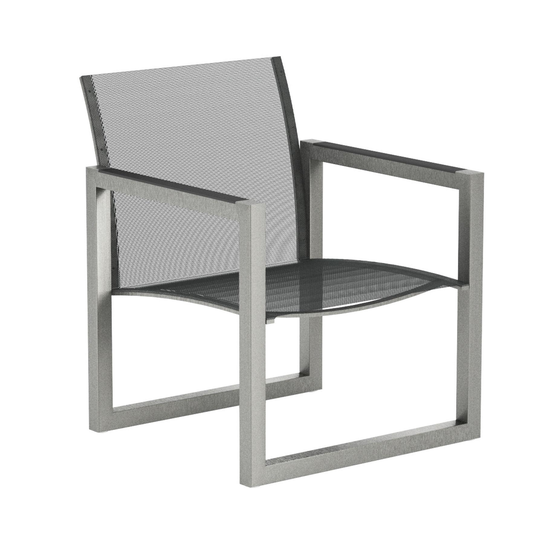 NINIX 77 garden lounge chair designed by Kris Van Puyvelde for