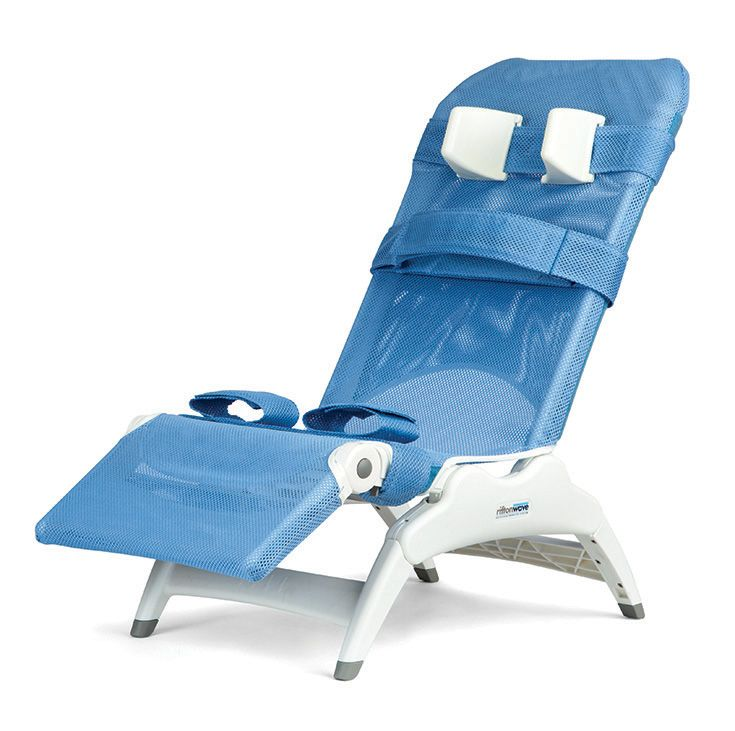 The Rifton Wave bathing and transfer system is a portable, height ...
