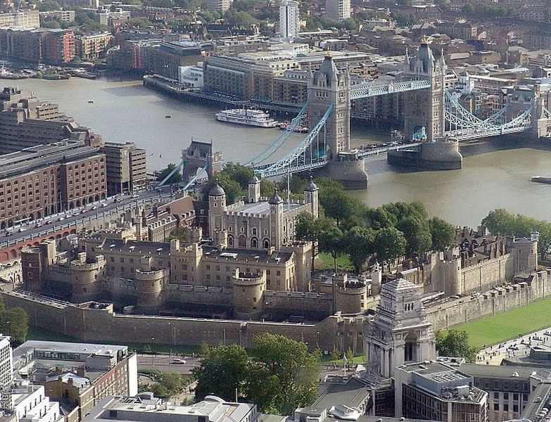 The Tower of London was my favorite place to visit in London. So much history!