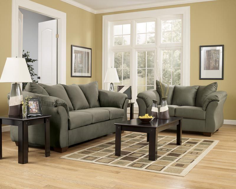 Ashley Furniture Living Room Sets | ... / Living Room Packages / Ashley  Darcy