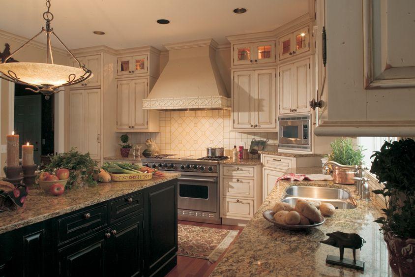 Designer Cabinetry Chapel Hill Classic Inset Door Style Beaded