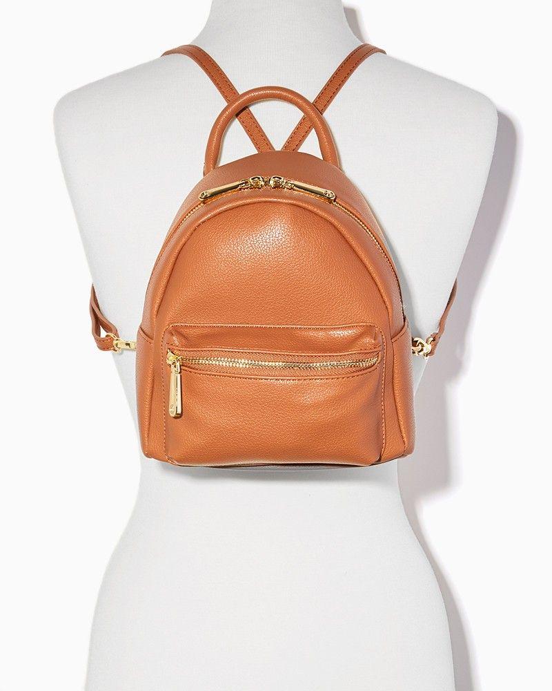 charming charlie | Janelle Mini BackpackJanelle Mini Backpack | UPC: 400000627199400000627199 #charmingcharlie