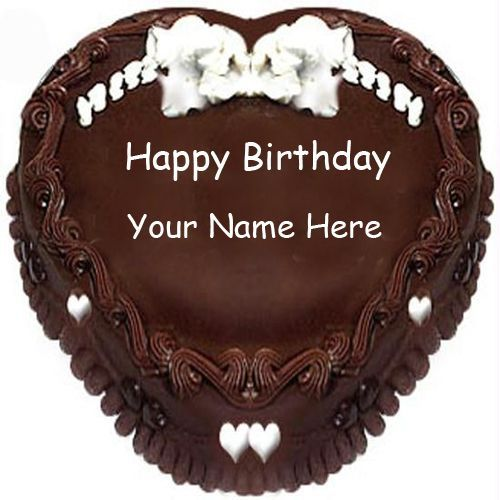 Happy Birthday Cake Images With Name Editor Happy Birthday Happy