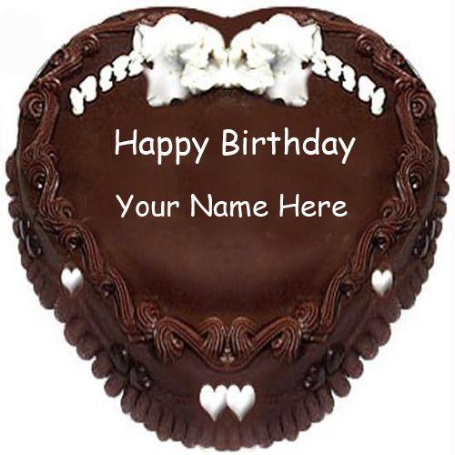 Happy Birthday Cake Images With Tushar Baba Birthday
