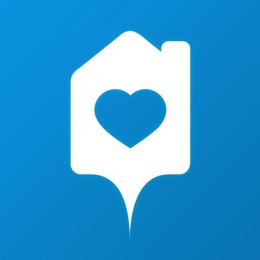 mynewplace #logo #icon #design #favorites #app