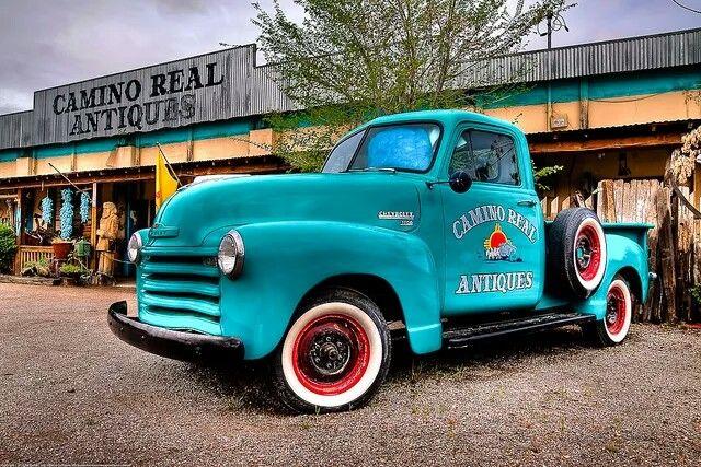 Vintage Pickup Trucks