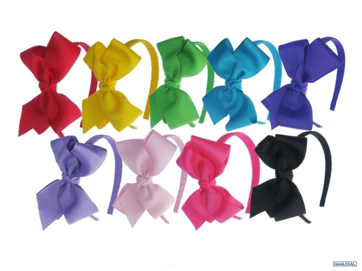 Hermosas Diademas en todos los colores