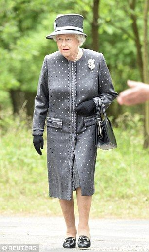 As the Queen herself remarked in her speech at a state banquet, her Belsen visit would be ...