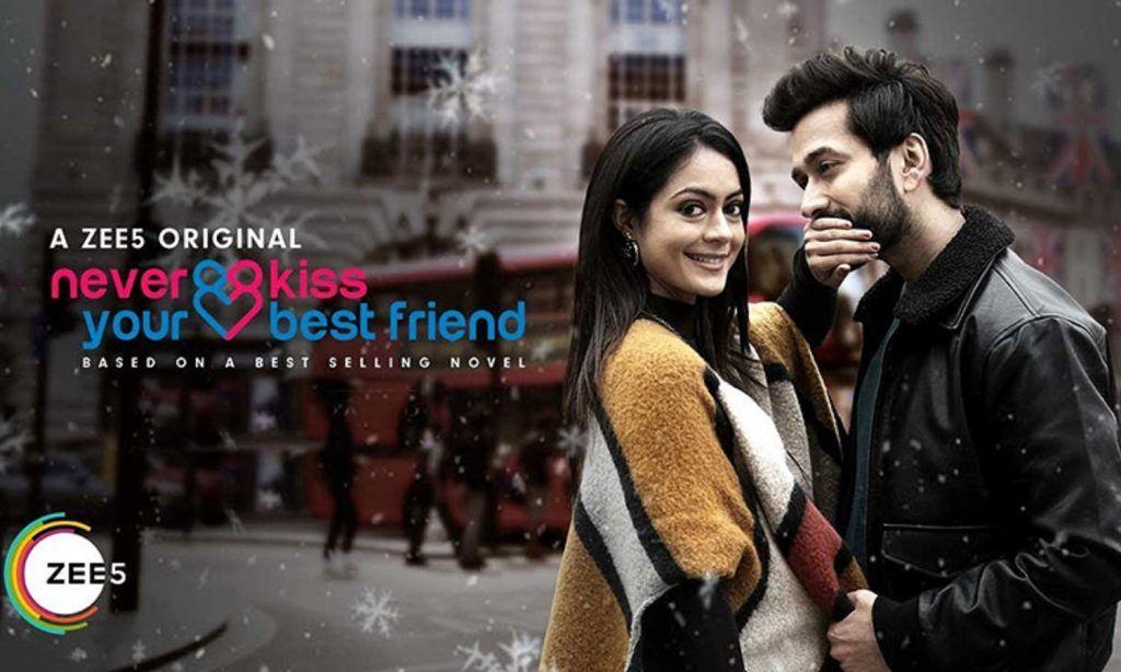 Never Kiss Your Best Friend 2020 Hindi Season 1 Watch Online In