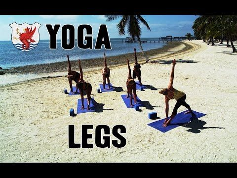 yoga for swimmers  release tension in the hips quads and