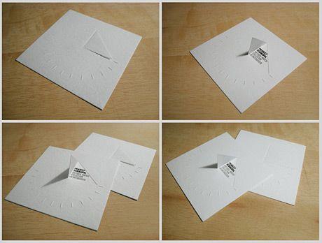 50 Ejemplos de Tarjetas Personales creativas Puerto Pixel - tarjetas creativas
