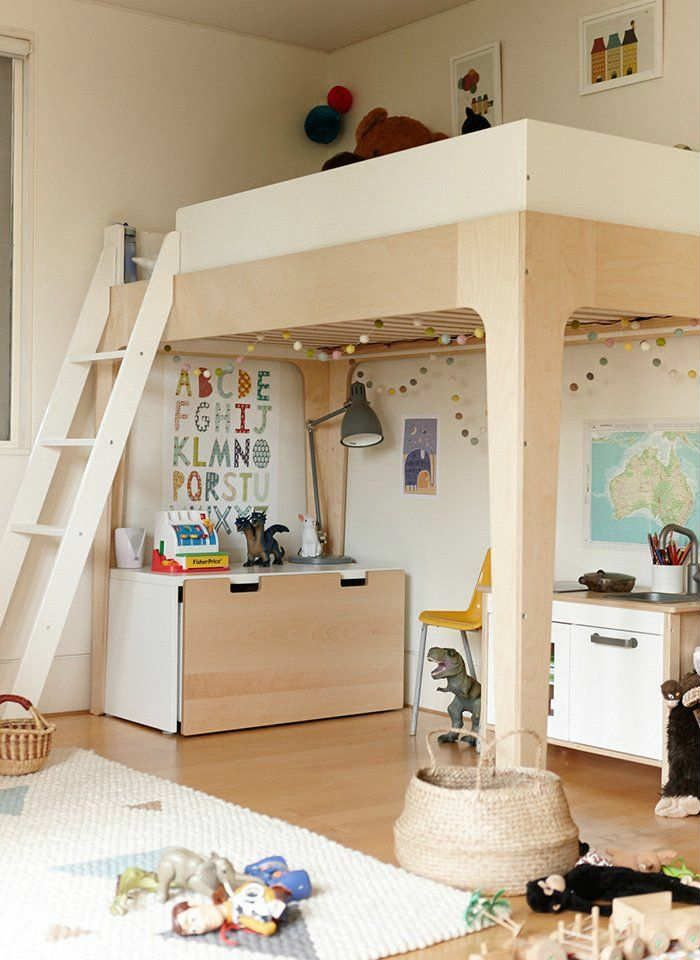 10 Brilliant Bunk Beds Tinyme Blog Kids Loft Beds Cool Loft Beds Kids Room Inspiration Cool loft beds for kids
