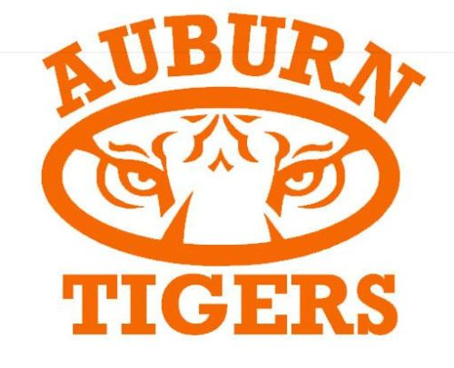 auburn tigers car truck decal car decals pinterest truck rh pinterest com Auburn Tigers Logo Stencil Auburn Tigers Wallpaper