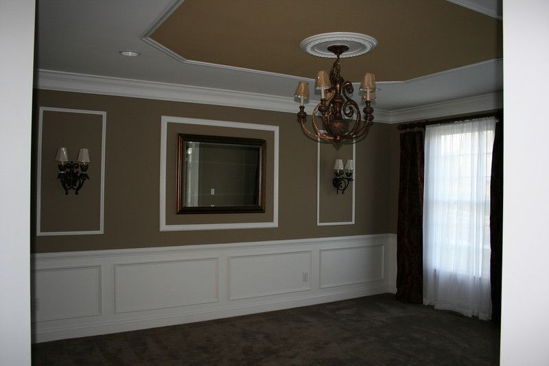 House. How you will install Accent wall Wainscoting in Canada   Living