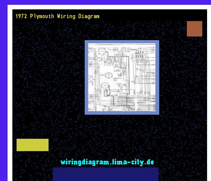 1972 Plymouth Wiring Diagram Wiring Diagram 175558 Amazing Wiring Diagram Collection Diagram Plymouth Wire