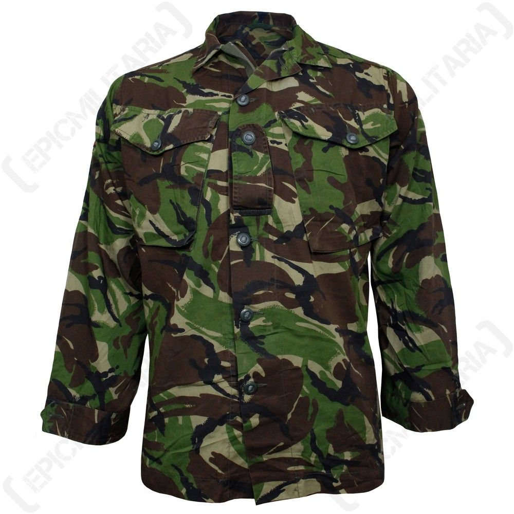 b5bdb9f712ef93 British Woodland DPM Camo Field Shirt in 2019 | chaos's own raiders ...