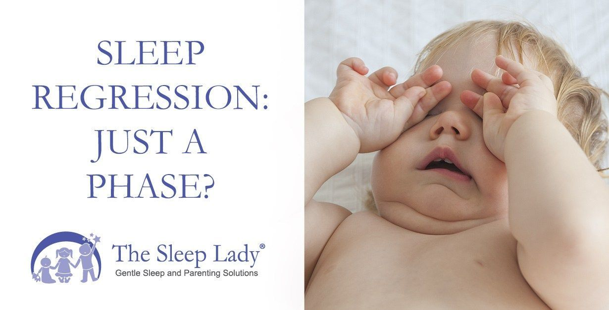 Sleep Regression Just a Phase? Sleeping patterns for