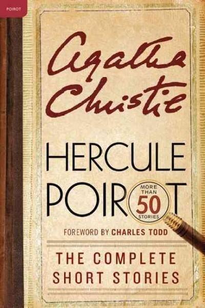 Hercule Poirot The Complete Short Stories Paperback Overstock Com Shopping The Best Deals On Mystery Crime Hercule Poirot Poirot Agatha Christie