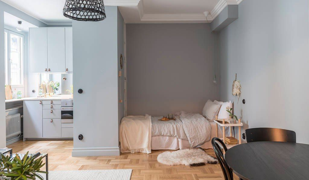 ✚ TINY APARTMENTS ✚ rooms Pinterest Decoración de - diseo de interiores de departamentos