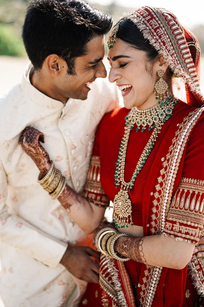 Wittiest Wedding Hashtags We Have Come Across! Indian