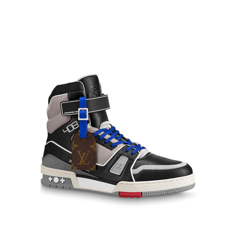 Louis Vuitton LV Trainer Sneaker Boot