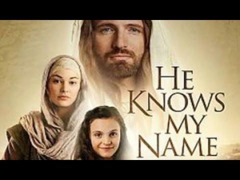 He knows my name 2015
