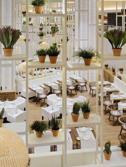 Bella Home Interiors: La Vita è Bella à La Carte Italian Restaurant #restaurant