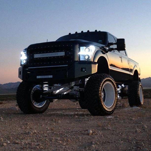 Nice Ass Trucks