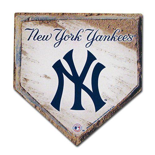 New York Yankees Homeplate Mousepad Item No 3628312 New York Yankees Mlb Yankees New York Yankees Logo