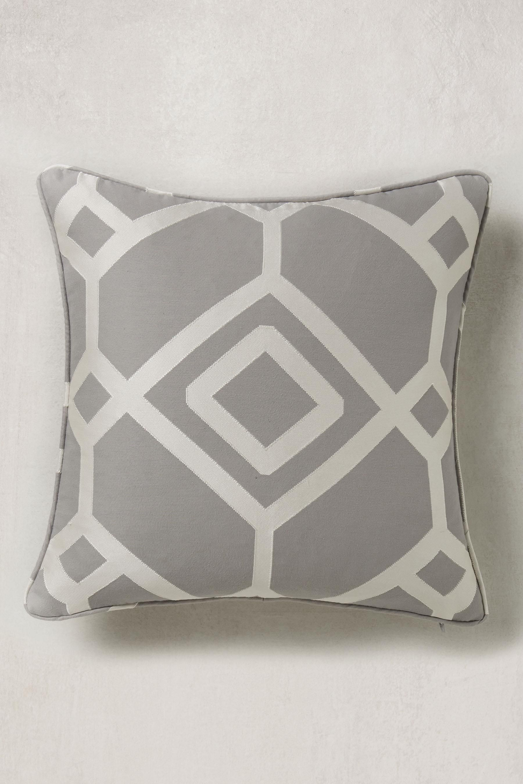 Buy Lattice Geo Cushion from the Next UK online shop | living room ...