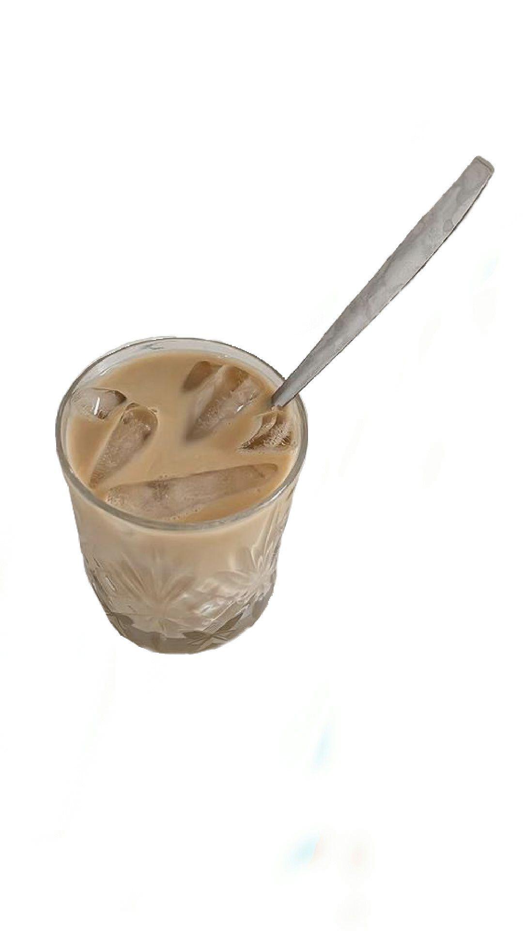 Iced Coffee Polyvore Png Coffee Png Iced Coffee Coffee