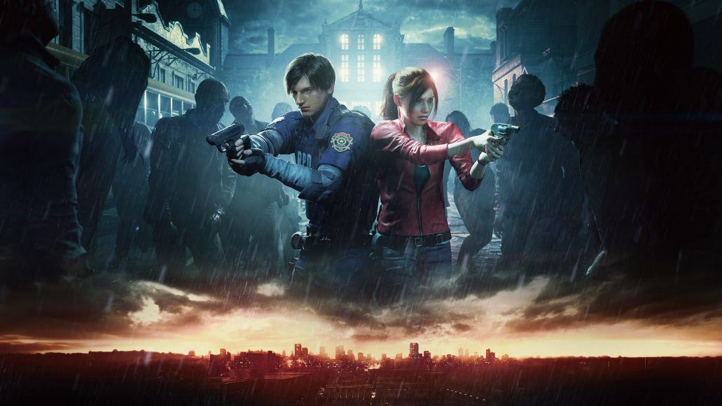 Play The Resident Evil 2 Demo Right Now On Xbox One Com Imagens