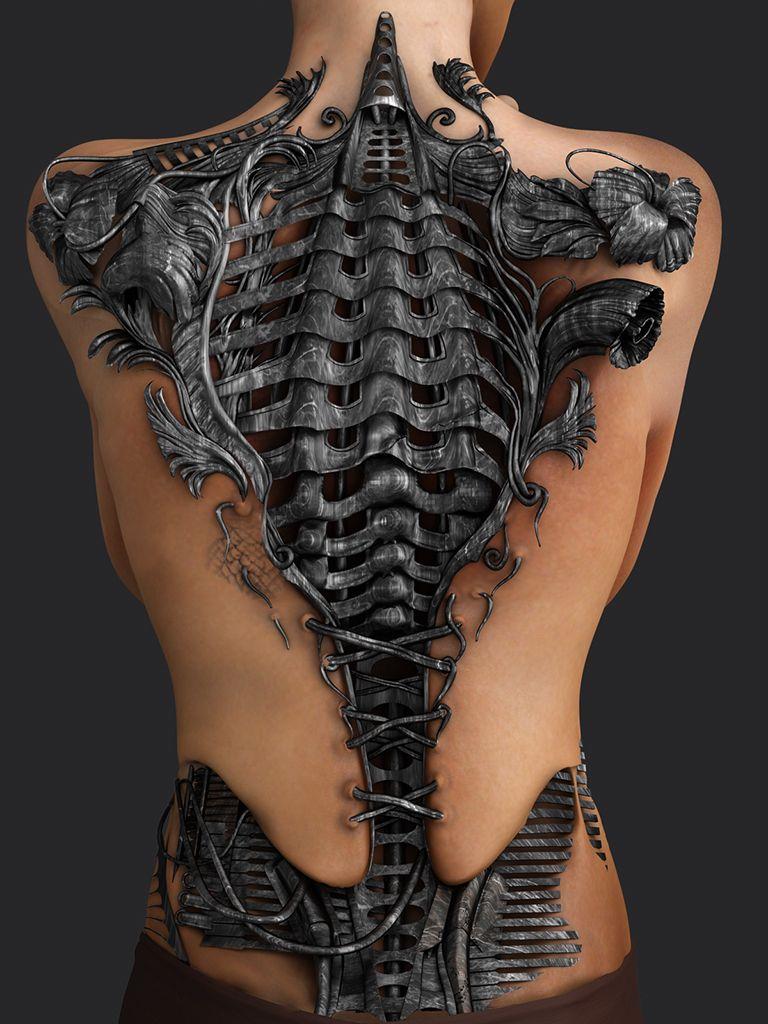 Torso by Mariana Gorbea | 3D | CGSociety