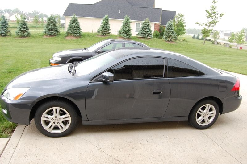 20 tint for the windows on my car. 50 windshield