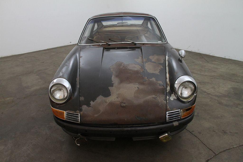 1966 Porsche 912, chassis 351036 engine 802542, black